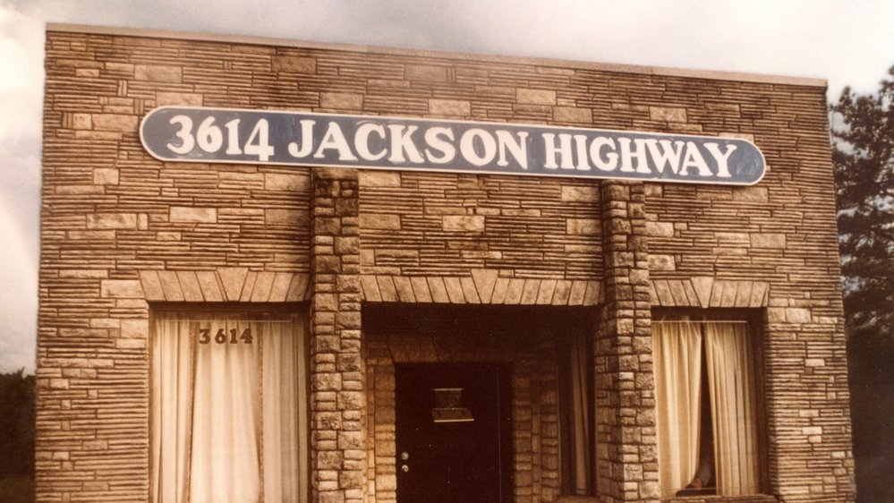 Muscle Shoals Sound Studio. (Photo courtesy of Jimmy Johnson.)
